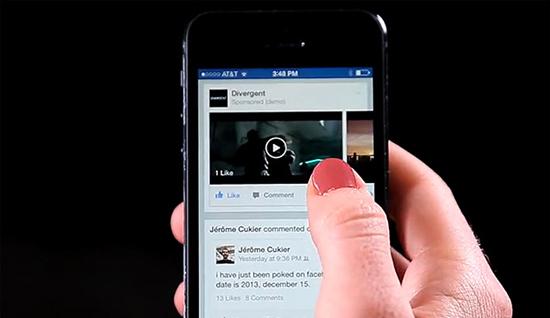 facebook showcase