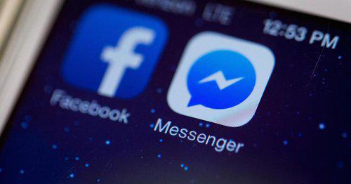facebook messenger icone